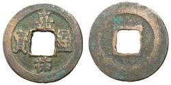 Ancient Coins - H16.153.  Northern Song Dynasty, Emperor Ren Zong, 1022 - 1063 AD, In Li Script