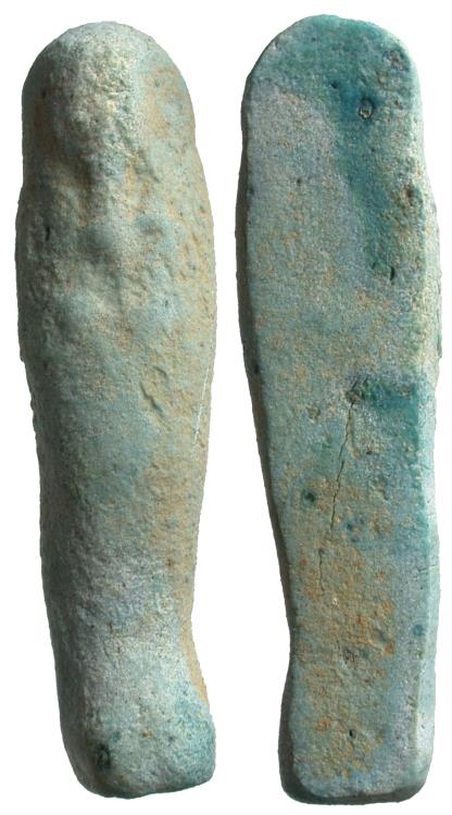 Ancient Coins - Egypt, Ptolemaic Period, 4th - 1st Century BC, Ushabti