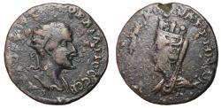 Ancient Coins - Gordian III, 238 - 244 AD, AE29, Carrhae Mint