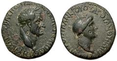 Ancient Coins - Vespasian, 69 - 79 AD, AE22 of Nicomedia, Very Rare