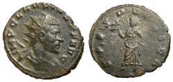 Ancient Coins - Claudius II, 268 - 270 AD, Antoninianus of Rome, Spes