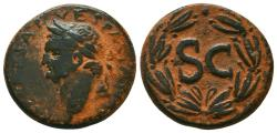 Ancient Coins - Vespasian, 69 - 79 AD, As of Antioch
