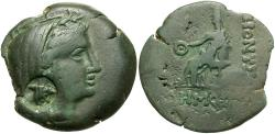 Ancient Coins - Moesia Inferior, Dionysopolis, 3rd - 1st Century BC, Demeter & Tyche