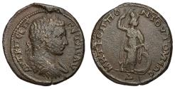 Ancient Coins - Geta, 209 - 212 AD, Tetrassarion of Tomis, Extremely Rare, Perhaps Unpublished