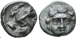 Ancient Coins - Pisidia, Selge, 350 - 300 BC, Silver Obol