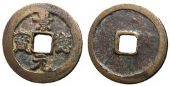 Ancient Coins - H16.49.  Northern Song Dynasty, Emperor Zhen Zong, 998 - 1022 AD, Orthodox Script