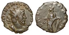 Ancient Coins - Tetricus I, 271 - 274 AD, Antoninianus with Laetitia