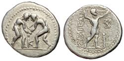 Ancient Coins - Pisidia, Selge, 325 - 250 BC, Silver Stater