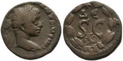 Ancient Coins - Elagabalus, 218 - 222 AD, AE17, Antioch