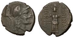 Ancient Coins - Mysia, Pergamon, 133 - 27 BC, AE18