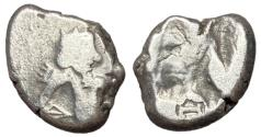 Ancient Coins - Achaemenid Kings of Persia, 375 - 340 BC, Silver Siglos