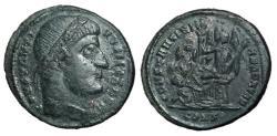 Ancient Coins - Constantine I, 307 - 337 AD, Constantiana Dafne Type