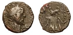 Ancient Coins - Barbarous Radiates, Imitating Tetricus I, Late 3rd Century AD