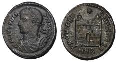 Ancient Coins - Crispus, as Caesar, 317 - 326 AD, Follis of Nicomedia