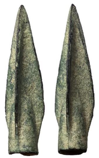 Ancient Coins - Magna Graecia, 6th - 4th Century BC, Arrow Point