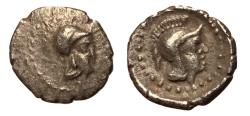 Ancient Coins - Dynasts of Lycia, Uncertain Dynasty, Late 5th - Early 4th Century BC, Silver Obol