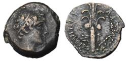 Ancient Coins - Seleukid Kings, Alexander I, 152 - 145 BC, Denomination D, Date Palm