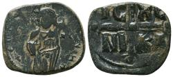 Ancient Coins - Michael IV, 1034 - 1041 AD, Anonymous Class C Follis