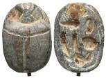 Ancient Coins - Egypt, New Kingdom, 16th - 11th Century BC, Scarab
