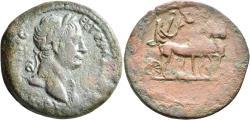 Ancient Coins - Trajan, 98 - 117 AD, Drachm of Alexandria