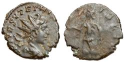 Ancient Coins - Tetricus II, 271 - 274 AD, Antoninianus of Colonia Agrippinensis, Spes