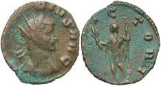Ancient Coins - Claudius II, 268 - 270 AD, Antoninianus, Jupiter