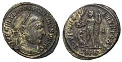 Ancient Coins - Constantine I, 307 - 337 AD, Follis of Nicomedia, Jupiter