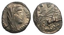 Ancient Coins - Divus Constantine I, 337 - 340 AD, Antioch Mint