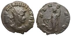 Ancient Coins - Claudius II, 268 - 270 AD, Antoninianus, Salus