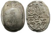 Ancient Coins - Egypt, Second Intermediate Period, 2,050 - 1,652 BC, Scarab