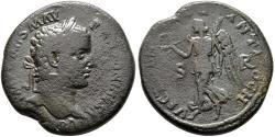 Ancient Coins - Caracalla, 198 - 217 AD, AE33 of Antioch in Pisidia