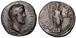 Ancient Coins - Antoninus Pius, 138 - 161 AD, AE28 of Antioch in Pisidia
