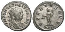 Ancient Coins - Tacitus, 275 - 276 AD, Antoninianus, Ubertas