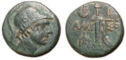 Ancient Coins - Pontos, Amisos, Mithradates VI, 100 - 85 BC, AE22