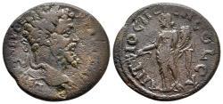 Ancient Coins - Septimius Severus, 193 - 211 AD, AE22, Pisidia, Antioch