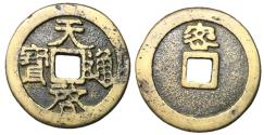 Ancient Coins - H20.199.  Ming Dynasty, Emperor Xi Zong, 1621 - 1627 AD
