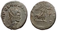 Ancient Coins - Claudius II, 268 - 270 AD, Antoninianus of Rome, Victory