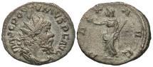 Ancient Coins - Postumus, 260 - 269 AD, Antoninianus, Colonia Agrippnensis, Pax
