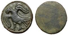 Ancient Coins - Roman Far East, 3rd Century AD Eagle Applique