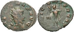 Ancient Coins - Gallienus, 253 - 268 AD, Antoninianus, Jupiter