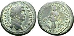 Ancient Coins - Caracalla, 198 - 217 AD, AE27 of Marcianopolis, Unpublished