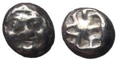 Ancient Coins - Mysia, Parion, 5th - 4th Century BC, Silver Drachm