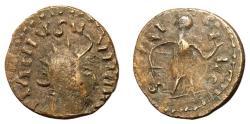 Ancient Coins - Barbarous Radiates, Imitating Tetricus I, Late 3rd Century AD