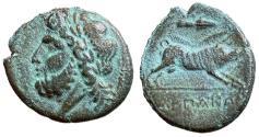 Ancient Coins - Apulia, Arpi, 3rd Century BC, AE21