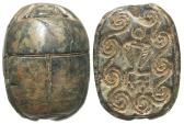 Ancient Coins - Egypt, New Kingdom, 16th - 11th Century BC, Scarab