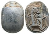 Ancient Coins - Egypt, Second Intermediate Period, 2,050 - 1,652 BC, Scarab of Horus