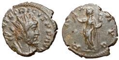 Ancient Coins - Tetricus I, 271 - 274 AD, Antoninianus of Treveri, Pax