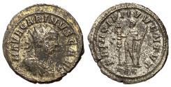 Ancient Coins - Carinus, as Caesar, 282 - 283 AD, Antoninianus of Rome