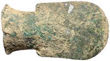 Ancient Coins - Vietnam, Dong Song Bronze Axe, 700 - 300 BC