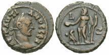 Ancient Coins - Diocletian, 284 - 305 AD, Tetradrachm of Alexandria, Zeus